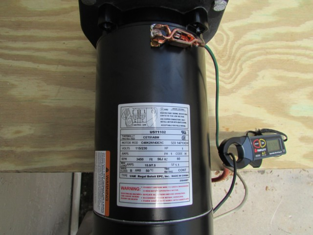 How Hot Does A Pool Pump Motor Get